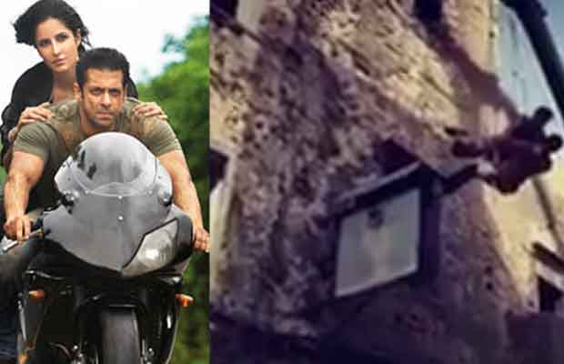Watch This Deadly Stunt Salman Khan And Katrina Kaif Will Be Doing In Tiger Zinda Hai!