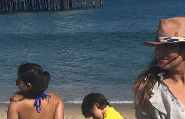Shah Rukh Khan's Wife Gauri Khan Shares Hot Sunbathing Picture With Suhana And AbRam From Their LA Vacation!