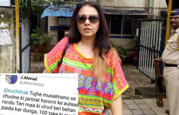 Suchitra Krishnamoorthi Files Complaint Over Perverted Tweets, 4 Booked