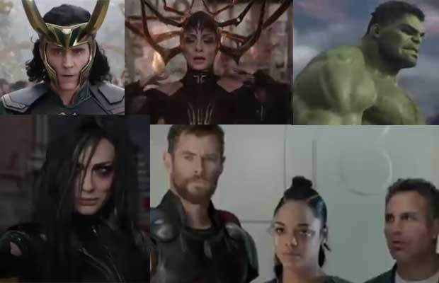 UNSEEN TRAILER: Doctor Strange Joins Thor: Ragnarok!