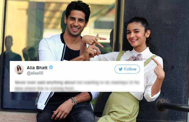 Alia Bhatt Not Interested On Doing Aashiqui 3 With Sidharth Malhotra? Actress Reacts!