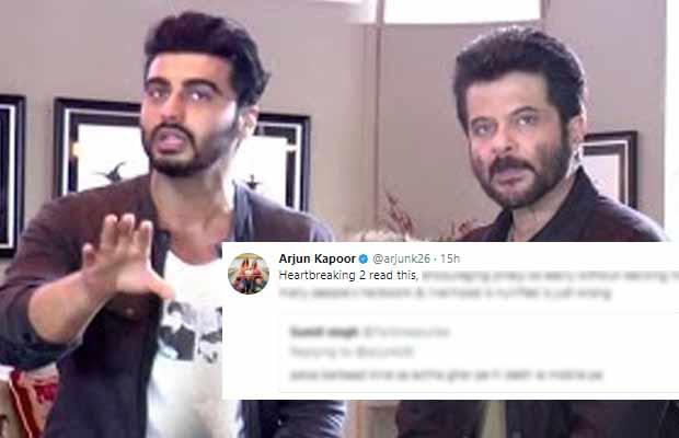 Arjun Kapoor Anil Kapoor Mubarakan