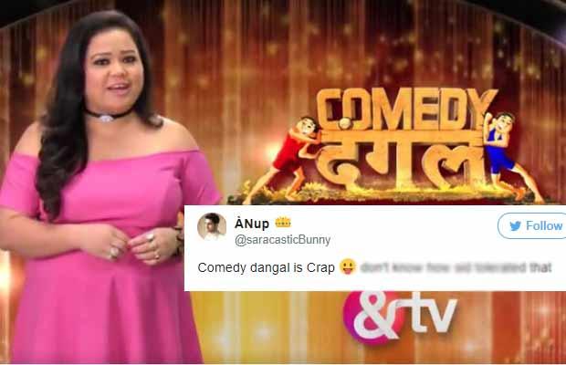 Bharti SIngh Comedy Dangal