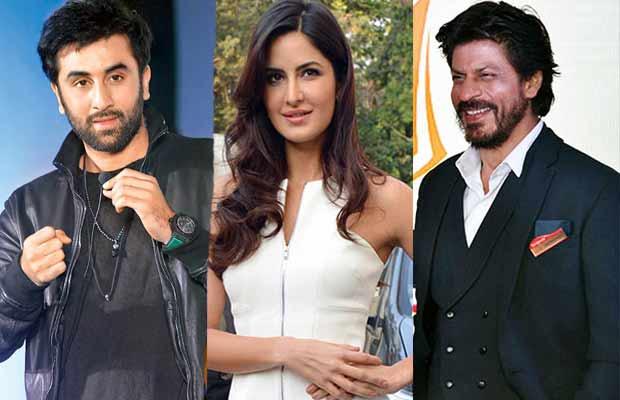 Ranbir kapoor Katrina Kaif Shah Rukh Khan