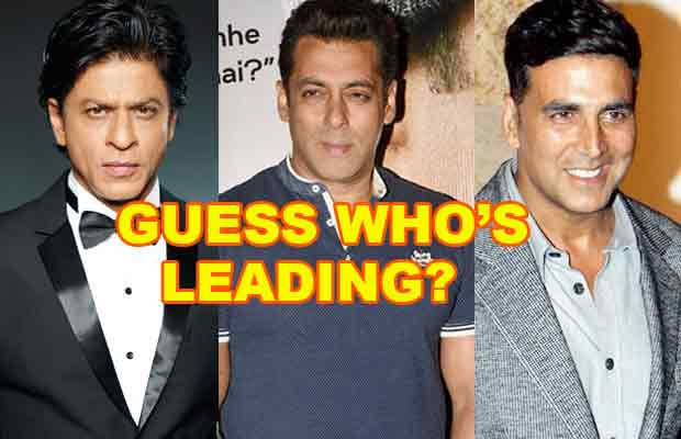 Shah Rukh Khan, Salman Khan And Akshay Kumar- Guess Who Is Leading The Forbes Top 10 List?