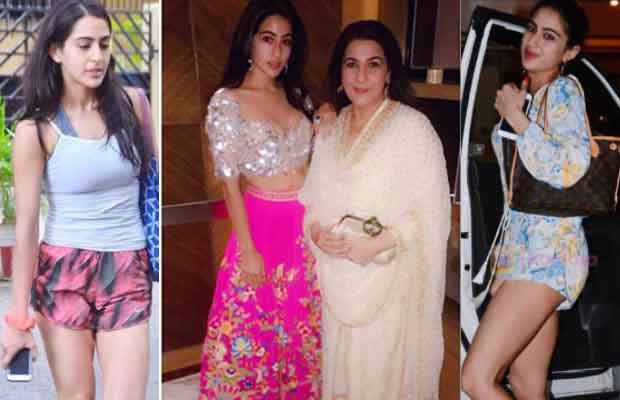 Sara Ali Khan Not Allowed To Date Any One For This Bizarre Reason?