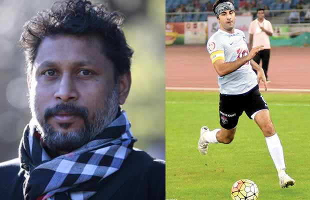 Ranbir Kapoor Refuses Shoojit Sircar's Football Movie