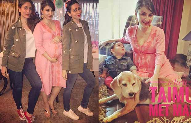 Soha Ali Khan Baby Shower