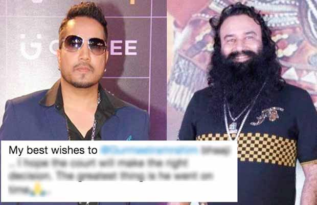 Mika Singh Supports Gurmeet Ram Rahim Singh, Gets Trolled Badly!