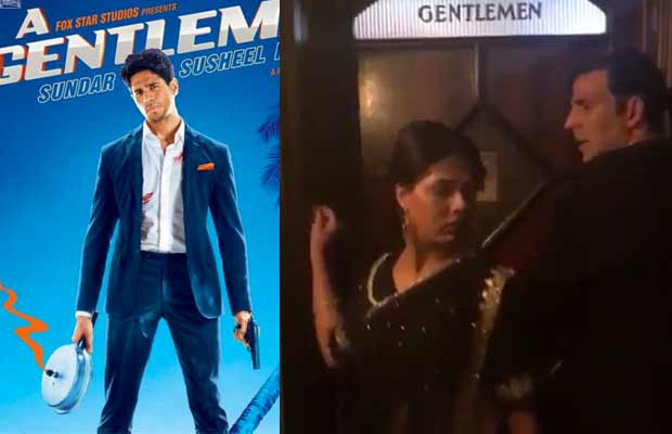Akshay Kumar Promotes Sidharth Malhotra's A Gentleman With This Crazy Video