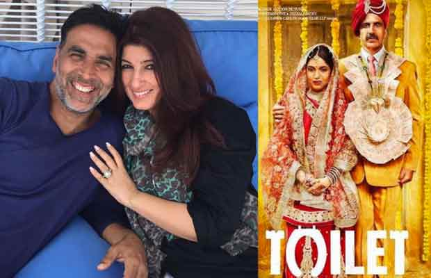 Akshay Kumar Reveals How Twinkle Khanna Reacted After Hearing About Toilet: Ek Prem Katha Title!