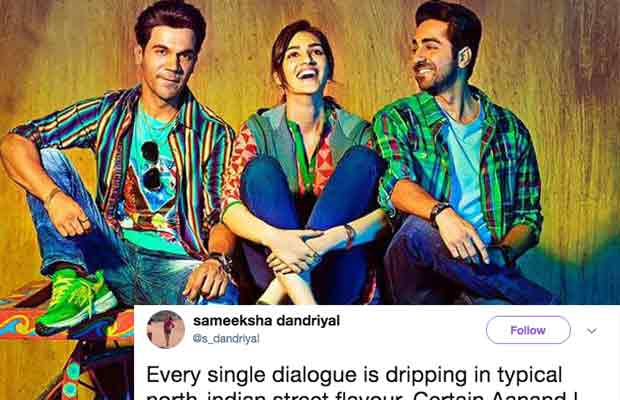 Bareilly Ki Barfi Tweet Review: Did Kriti Sanon, Ayushmann And Rajkummar Rao Starrer Impress The Audience?