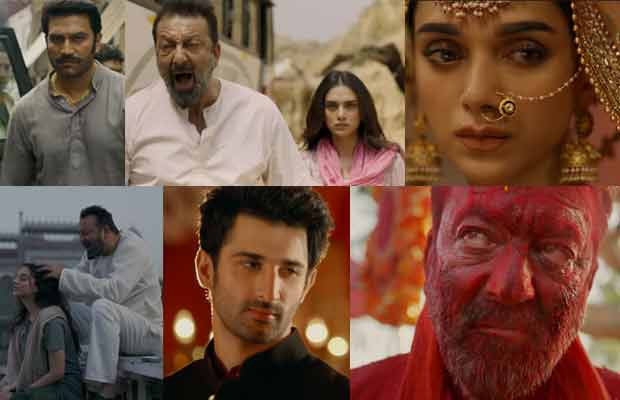 Watch: Sanjay Dutt's Comeback Film Bhoomi Trailer Is Intriguing, Aditi Rao Hydari's Powerful Act Leaves You Wanting More!
