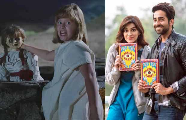 Box Office: Bareilly Ki Barfi, Annabelle: Creation First Monday Business!