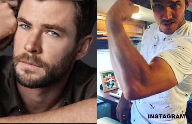 Thor Star Chris Hemsworth Was Weirdly Shaken Meeting Chris Pratt!