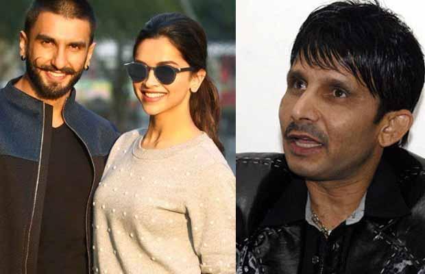Deepika Padukone - Ranveer Singh Are Friends With Benefits: KRK Trolled By Fans