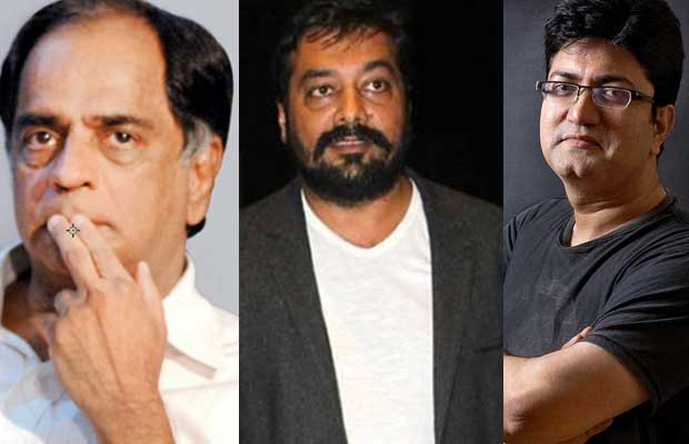 Anurag Kashyap Reacts On Prasoon Joshi As CBFC Head Instead Of Pahlaj Nihalani