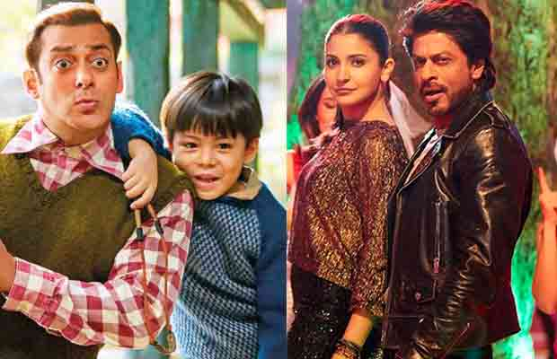 Box Office: Did Shah Rukh Khan's Jab Harry Met Sejal Beat Salman Khan's Tubelight First Day Business?