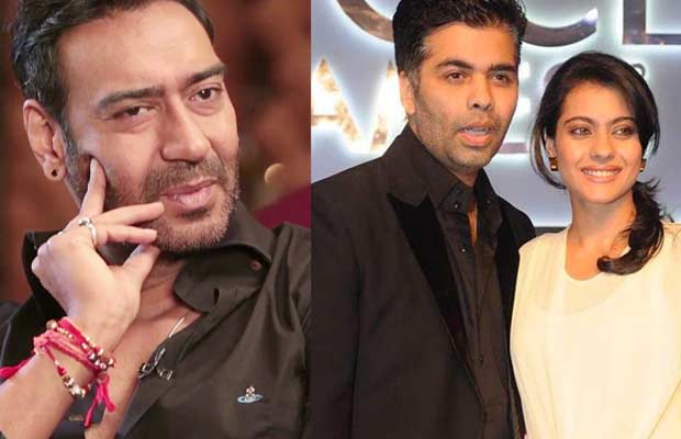 Ajay Devgn Reacts On Ex-Bestfriends Karan Johar-Kajol Patching Up