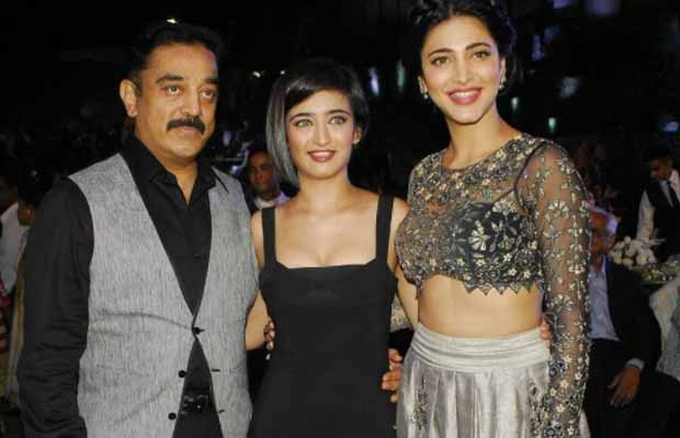 Kamal Haasan's Daughter Got Saved From Getting Kidnapped!