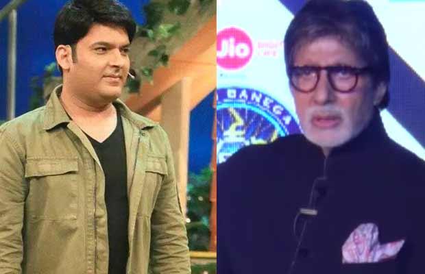 Amitabh Bachchan To Play Comedy Version Of Kaun Banega Crorepati With Kapil Sharma?