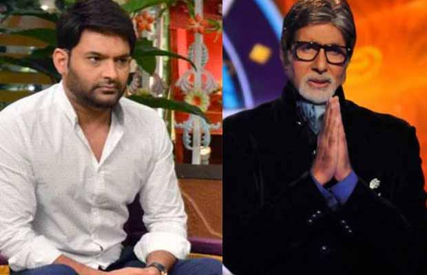 Kapil Sharma Cancelled Shoot With Amitabh Bachchan For Kaun Banega Crorepati 9? Here's What Happened!