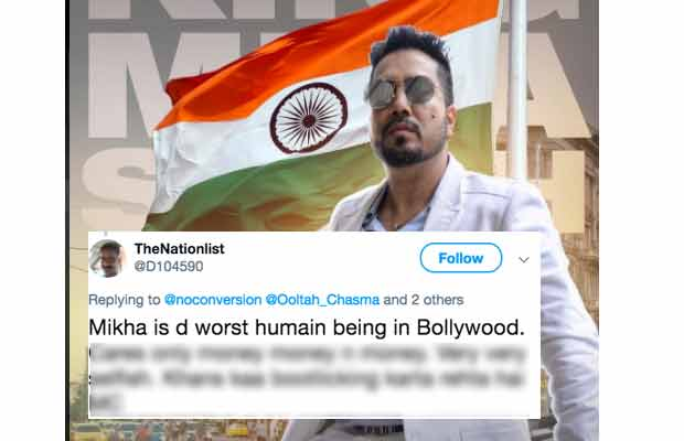 Singer Mika Singh Gets ABUSED And How Over Pakistan Independence Post!