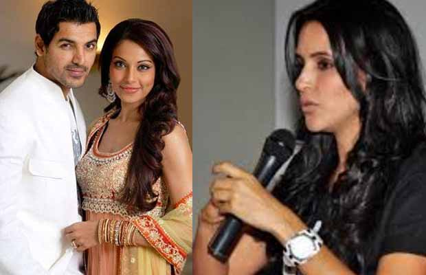 Neha Dhupia CONFESSES Something About John Abraham And Bipasha Basu's Breakup!