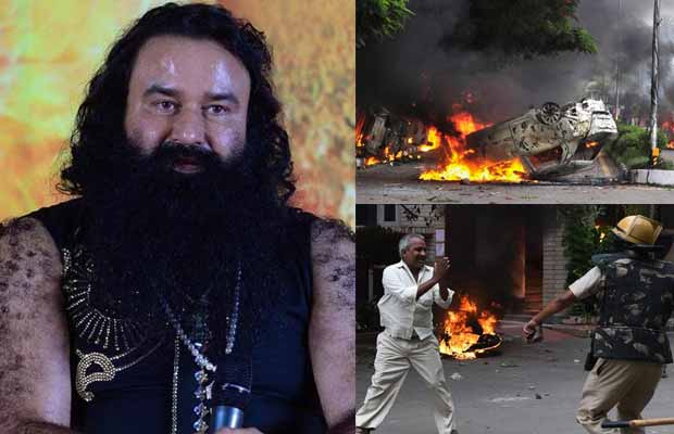 Schools Colleges Shut After Gurmeet Ram Rahim Singh Followers Create Havoc In North India