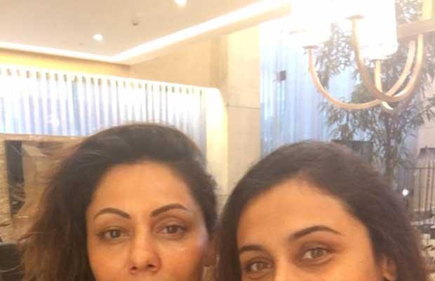 Photos: Rani Mukerji's No Hair, No Make Up, No Filter Selfie With Shah Rukh Khan's Wife Gauri Khan