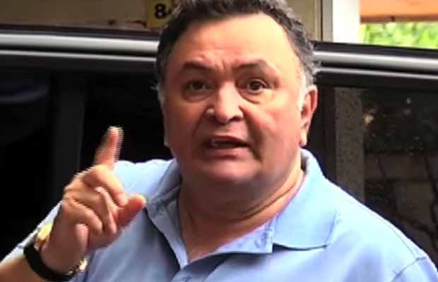 Watch: Angry Rishi Kapoor Shouts At Photographers While Welcoming Lord Ganesh!