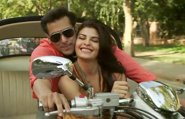 Jacqueline Fernandez Spills The Beans On Working With Salman Khan For Race 3!