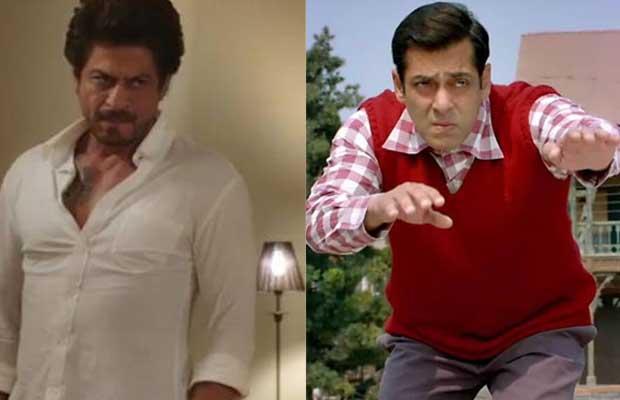 Will Shah Rukh Khan Follow Salman Khan's Footsteps After A Failed Jab Harry Met Sejal?