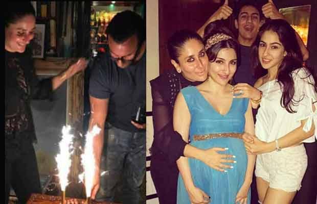Saif Ali Khan's Birthday Bash!