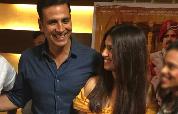 Toilet: Ek Prem Katha Star Akshay Kumar Played This Prank On Bhumi Pednekar And She Fell For It!