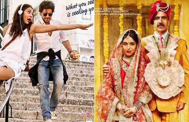 Akshay Kumar's Toilet: Ek Prem Katha Vs Shah Rukh Khan's Jab Harry Met Sejal: Who Performed Better On First Day Box Office