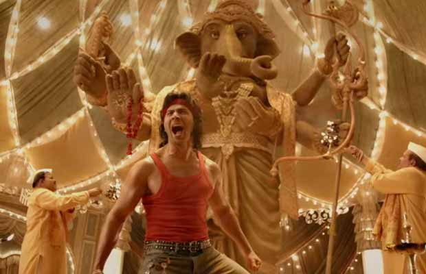 Watch: Varun Dhawan's Energetic And Killer Dance Moves In Suno Ganpati Bappa Morya Song From Judwaa 2!