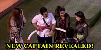 bigg boss 11 captainship