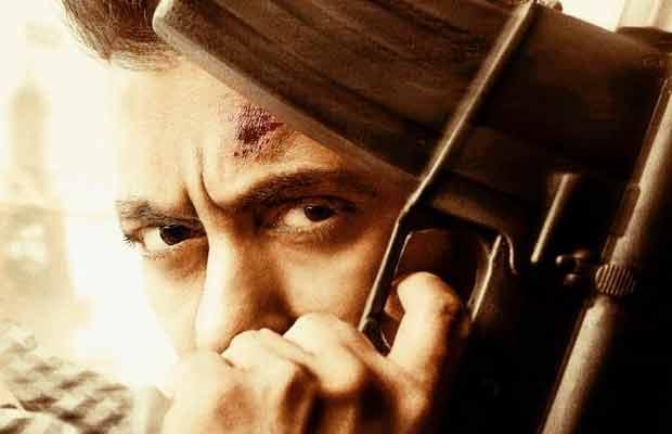 Salman Khan Tiger ZInda hai