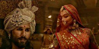 Shahid Kapoor Padmavati Ghoomar Deepika Padukone