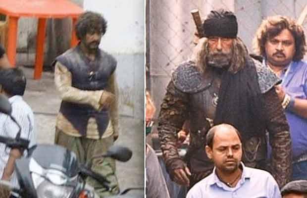 aamir khan amitabh bachchan thugs of hindostan