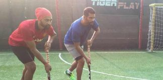 Angad Bedi Starts Training For Sandeep Singh Biopic