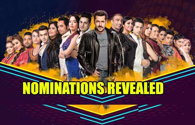 bigg boss 11 nominations
