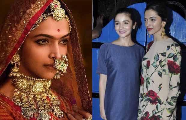 Alia Bhatt: Deepika Padukone As Padmavati Is So Fabulous And I know I can Never Look Like That Or Act Like That