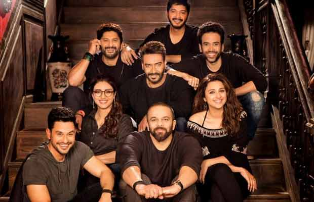 Box Office: Ajay Devgn And Parineeti Chopra Starrer Golmaal Again First Weekend Business!