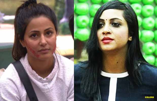 Exclusive Bigg Boss 11: Arshi Khan Makes Shocking Comments On Hina Khan!