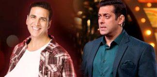 Akshay Kumar Salman Khan Bigg Boss 11