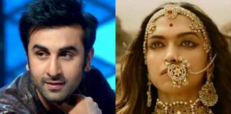 Ranbir Kapoor Reacts On Deepika Padukone's Look In Padmavati, Says He Is Dying To Watch The Film!