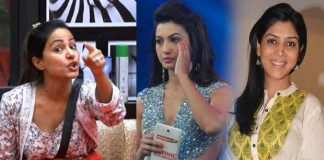 Watch Bigg Boss 11: Hina Khan Insults Gauahar Khan, Sakshi Tanwar And Sanjeeda Shaikh!