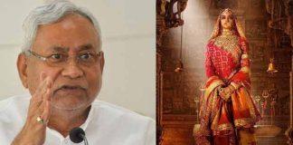 CM Nitish Kumar To Ban Padmavati In Bihar?